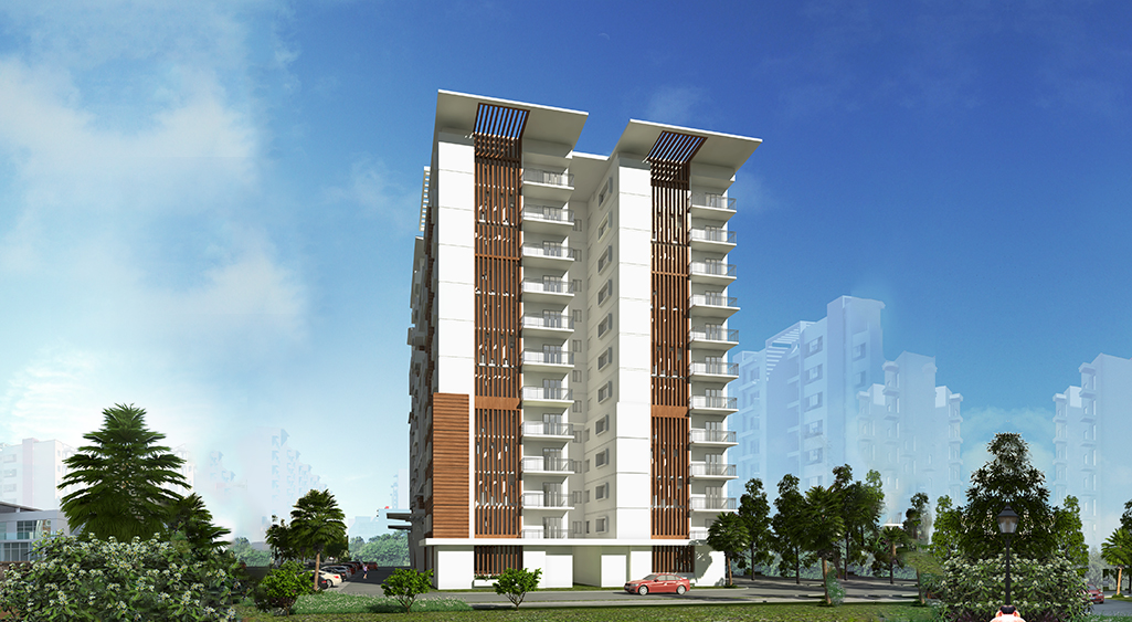 2 5 Amp 3 Bhk Flats For Sale Near Bangalore Airport Flats
